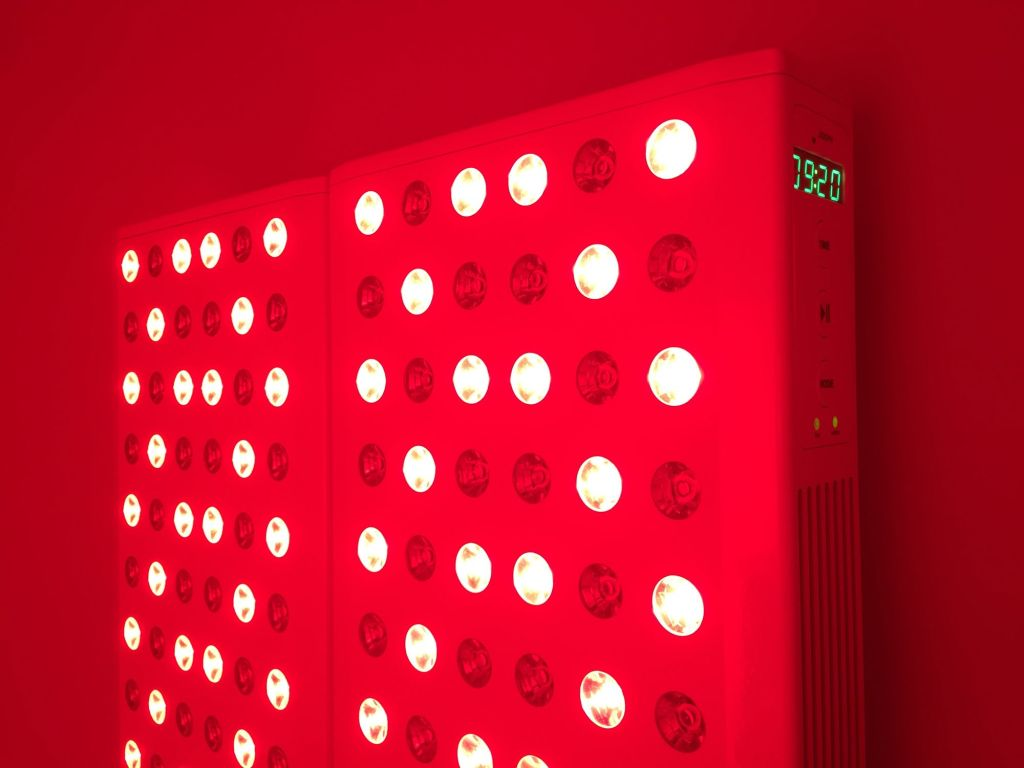 Light Therapy with Red and Infrared Light stimulates healing and energy while banishing the seasonal blues.